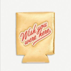"""Drink Sleeve """"Wish you were here"""""""